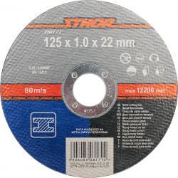 Pjovimo diskas STHOR 125 mm