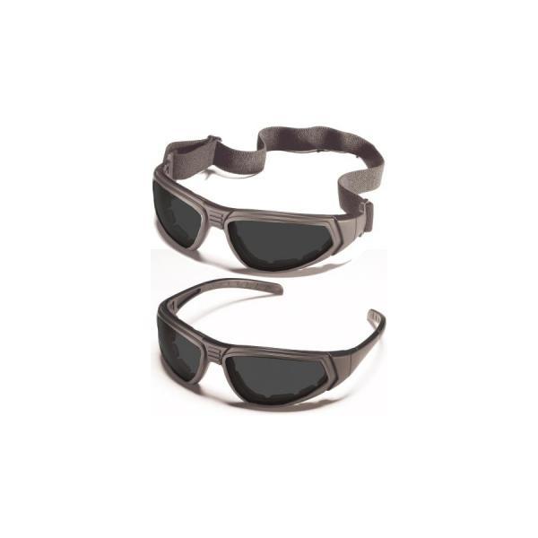 Apsauginiai akiniai ZEKLER 80, pilki