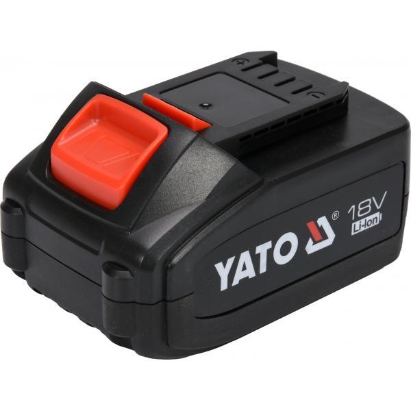 Akumuliatorius 18V, 3.0 AH, YATO