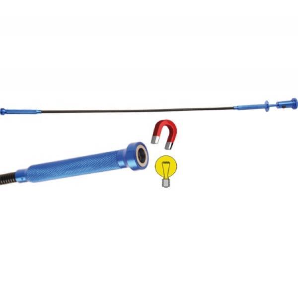 Griebtuvas su magnetu ir LED